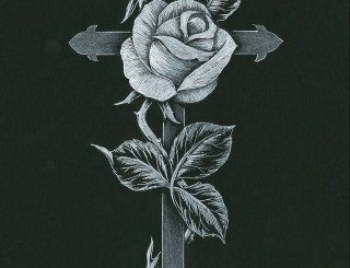 Cross and Rose 2