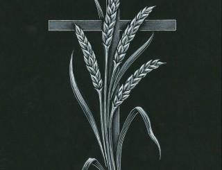 Cross and Wheat