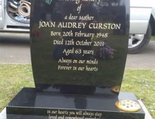 curston joan